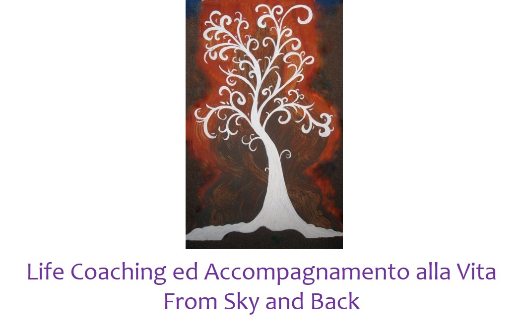 Life Coaching e Accompagnamento alla Vita - From Sky And Back